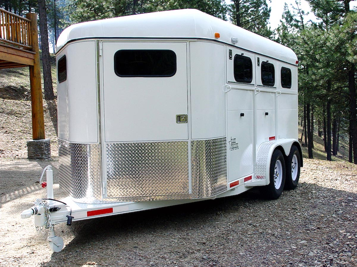TRAILER ALBUM/01 - Horse Trailers/01 - Diagonal-Haul Bumper Pull/01 - 2 Horse/2006 drop windows/1200x900/1.jpg